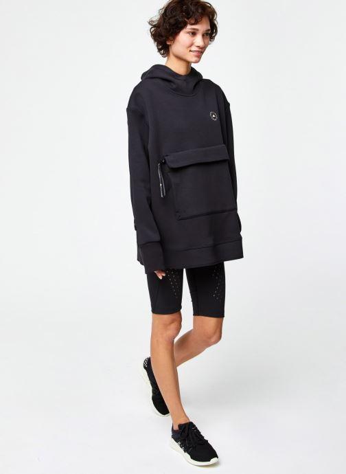 Vêtements adidas by Stella McCartney Pull On Noir vue bas / vue portée sac
