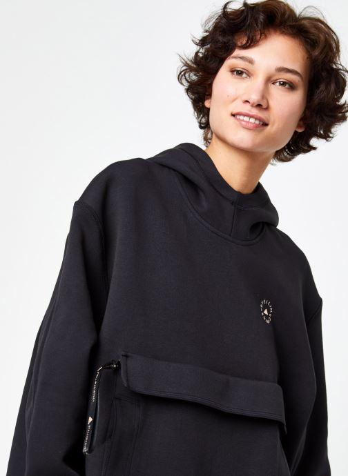 Vêtements adidas by Stella McCartney Pull On Noir vue face
