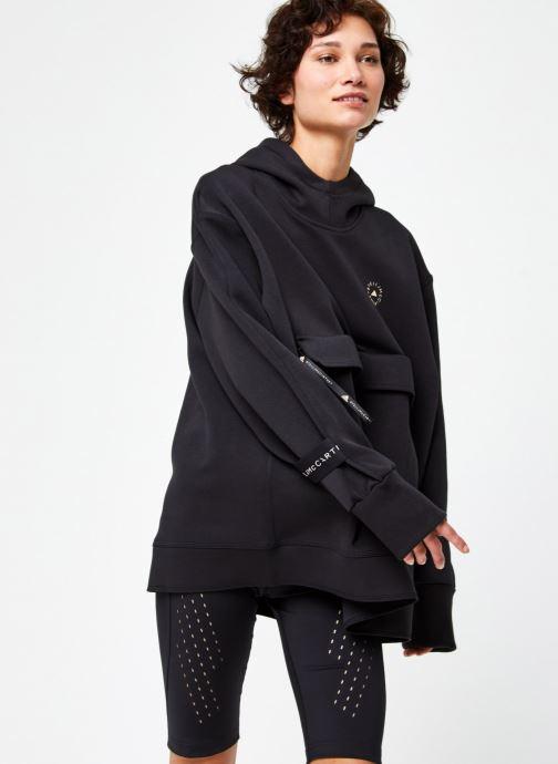 Vêtements adidas by Stella McCartney Pull On Noir vue droite