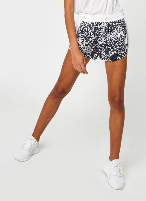 Vêtements adidas by Stella McCartney Truepace Short Blanc vue détail/paire