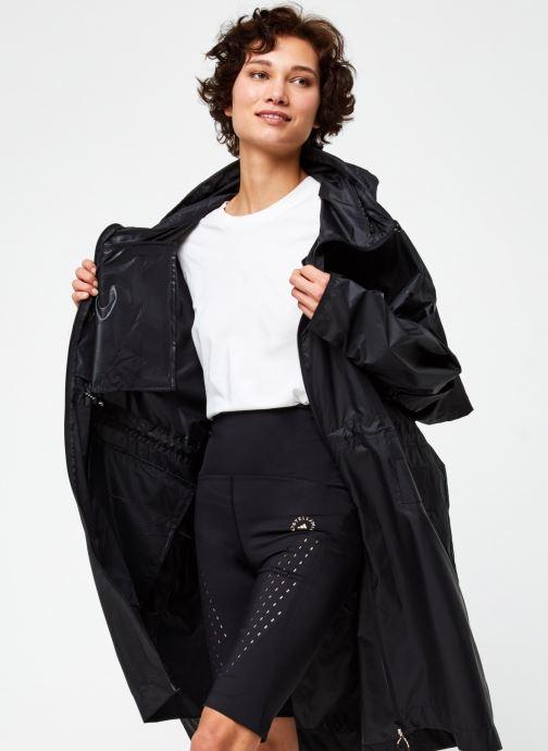 Vêtements adidas by Stella McCartney Long Parka W.R. Noir vue détail/paire