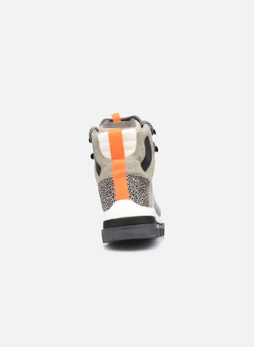 Sportschuhe adidas by Stella McCartney Eulampis Boot beige ansicht von rechts