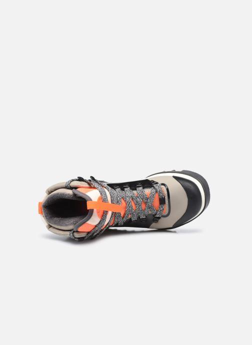 Sportschuhe adidas by Stella McCartney Eulampis Boot beige ansicht von links