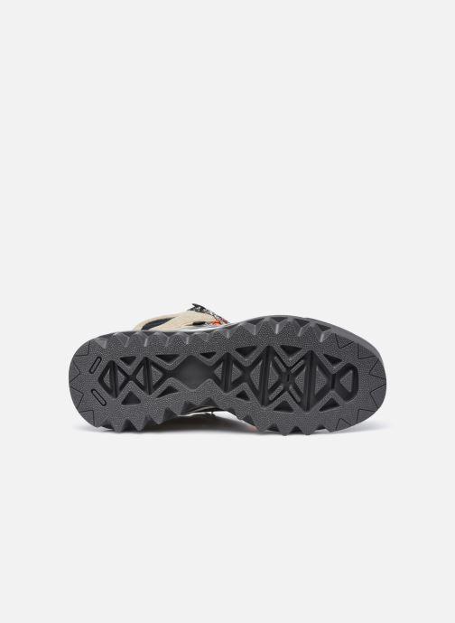 Sportschuhe adidas by Stella McCartney Eulampis Boot beige ansicht von oben
