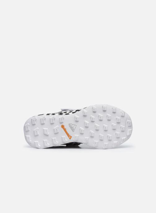 Sportschuhe adidas by Stella McCartney Outdoorbooost R.Rdy weiß ansicht von oben