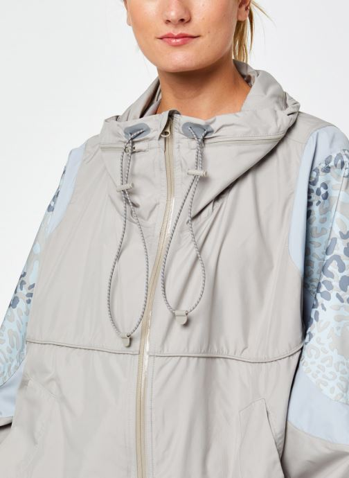 Vêtements adidas by Stella McCartney Training Jkt Beige vue face