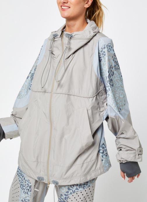 Vêtements adidas by Stella McCartney Training Jkt Beige vue droite