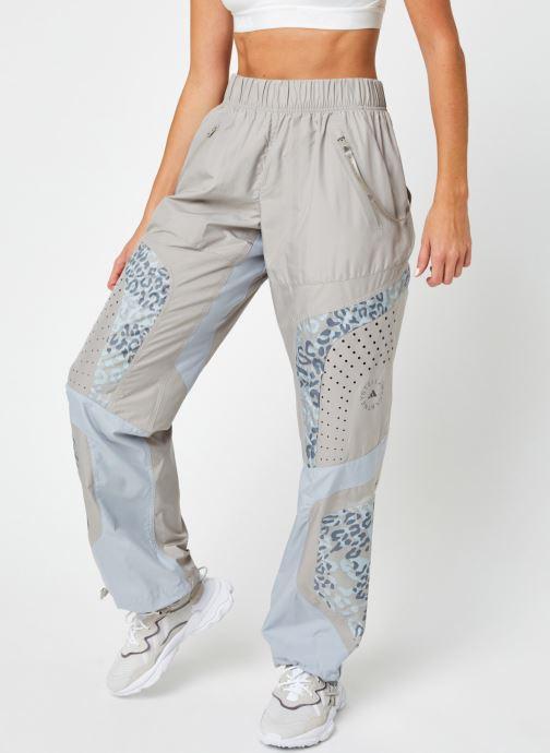 Vêtements adidas by Stella McCartney Train Pant Beige vue détail/paire