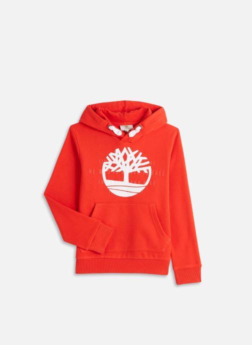 Vêtements Timberland T25R40 Rouge vue détail/paire