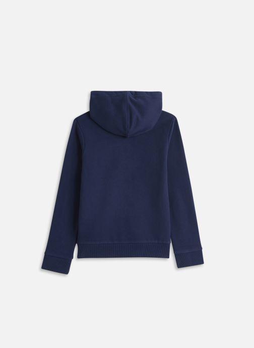 Vêtements Timberland T25R40 Bleu vue bas / vue portée sac