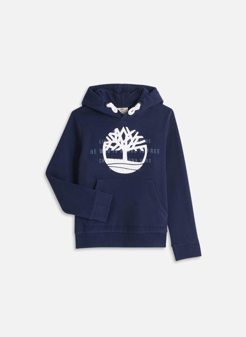 Vêtements Timberland T25R40 Bleu vue détail/paire