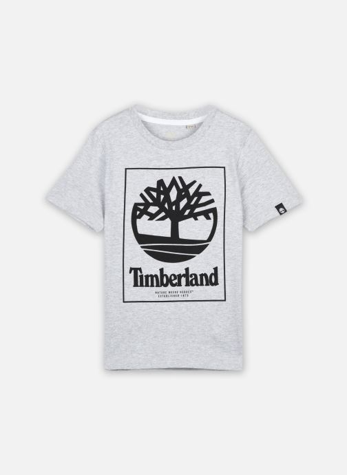 Vêtements Timberland T45815 Gris vue détail/paire