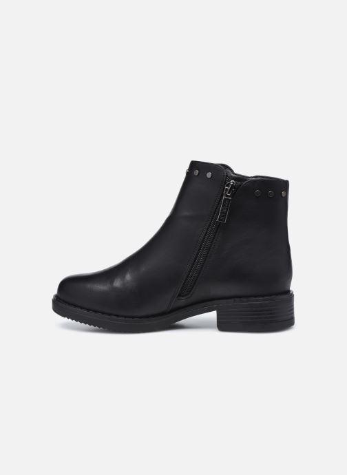Stiefeletten & Boots Xti 57406 schwarz ansicht von vorne