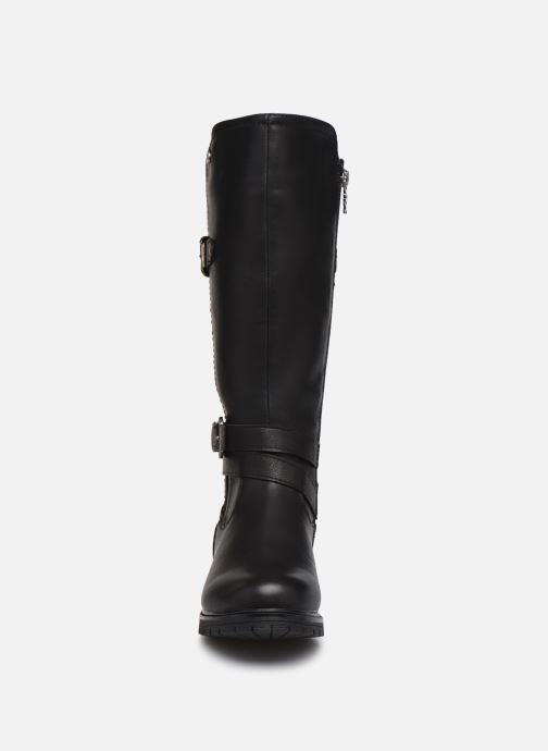 Stiefel Xti 57256 schwarz schuhe getragen
