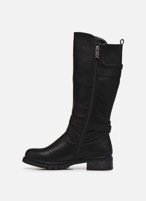 Stiefel Xti 57256 schwarz ansicht von vorne