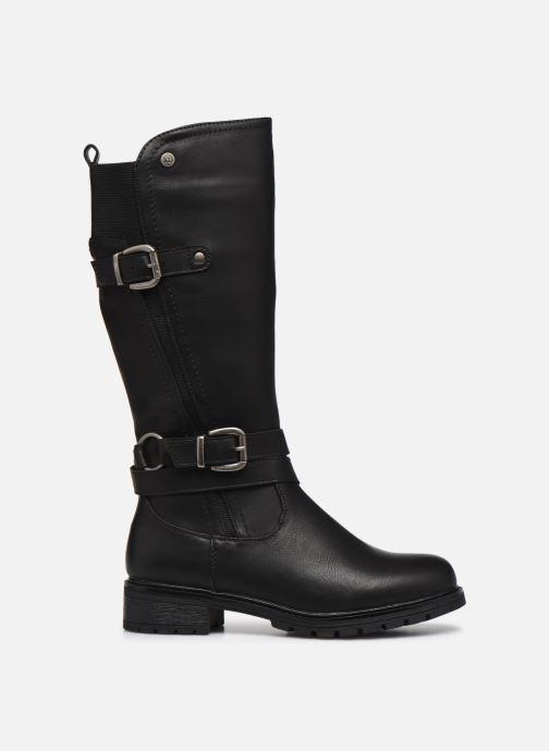 Stiefel Xti 57256 schwarz ansicht von hinten