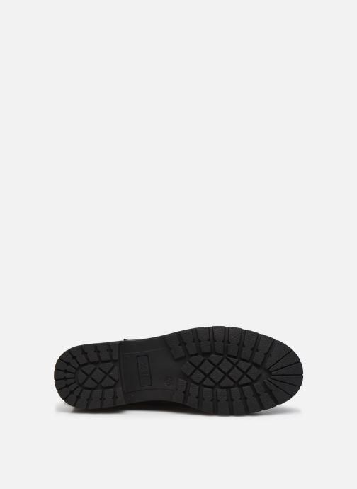 Stiefel Xti 57256 schwarz ansicht von oben