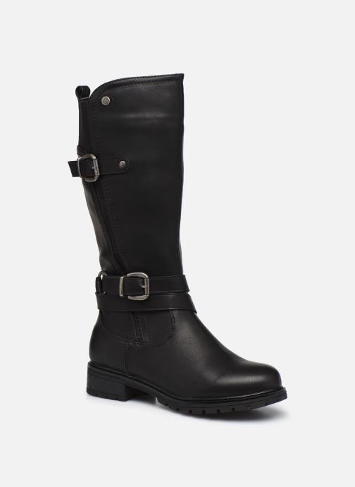 Stiefel Xti 57256 schwarz detaillierte ansicht/modell
