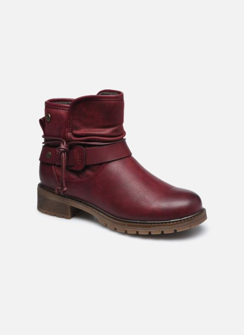 Stiefeletten & Boots Xti 57255 weinrot detaillierte ansicht/modell