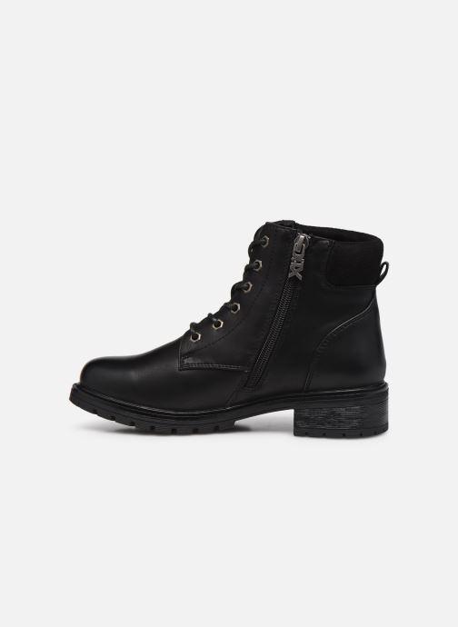 Stiefeletten & Boots Xti 57254 schwarz ansicht von vorne