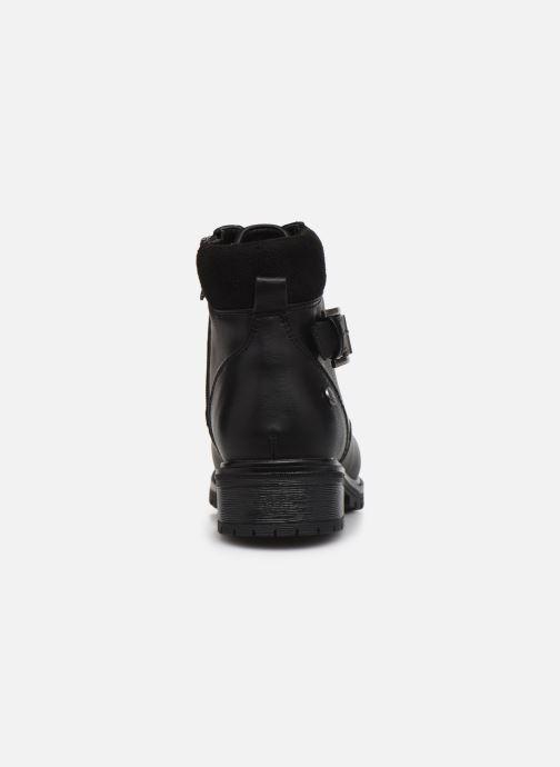 Stiefeletten & Boots Xti 57254 schwarz ansicht von rechts