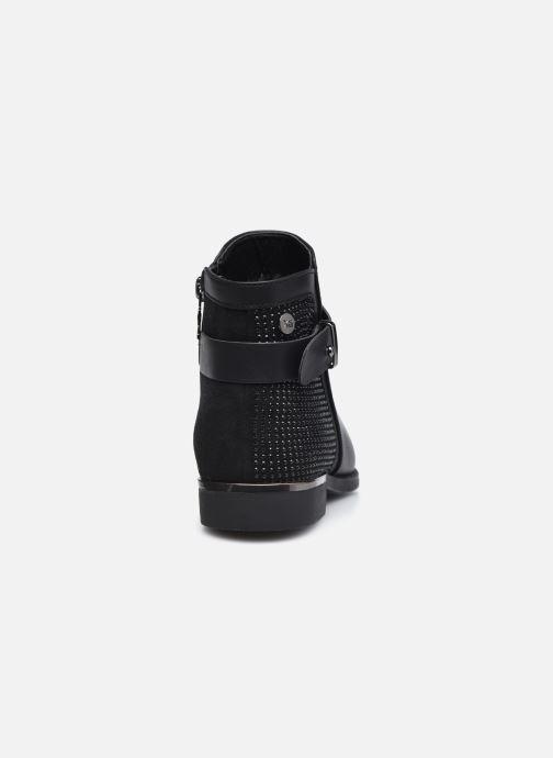 Bottines et boots Xti 57360 Noir vue droite