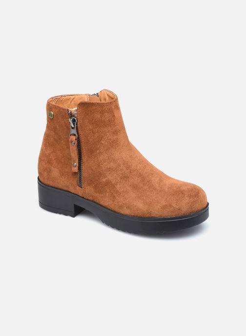Bottines et boots Xti 57371 Marron vue détail/paire