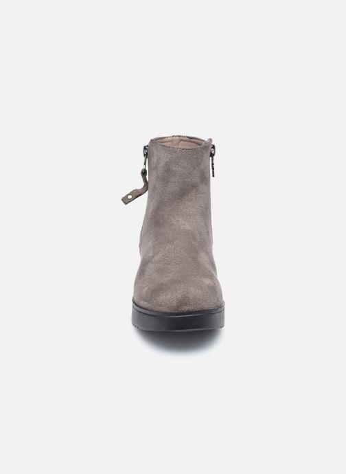 Stiefeletten & Boots Xti 57371 braun schuhe getragen