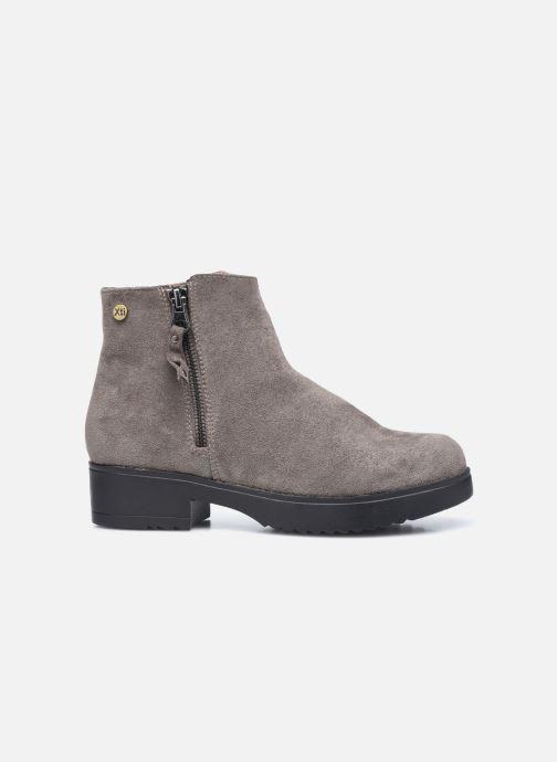 Stiefeletten & Boots Xti 57371 braun ansicht von hinten