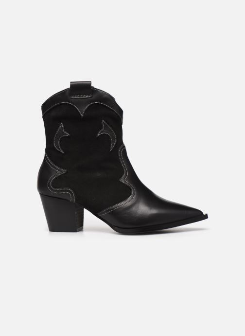 Bottines et boots Made by SARENZA Sartorial Folk Boots #1 Noir vue détail/paire