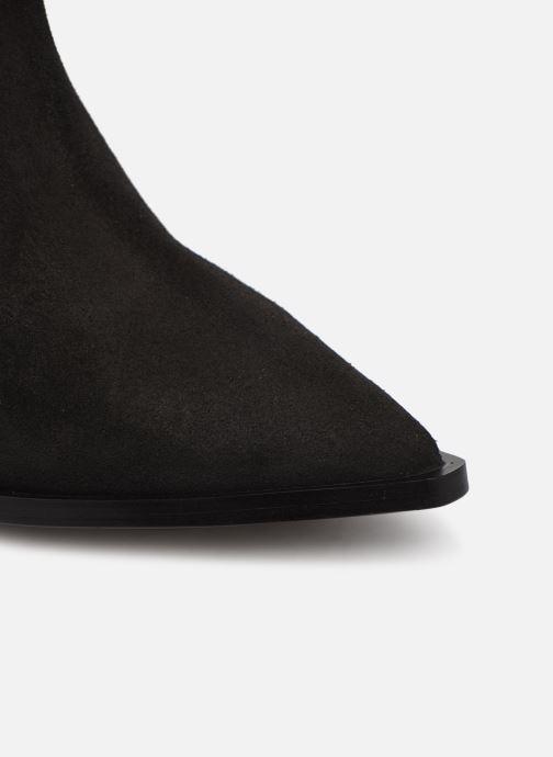 Bottines et boots Made by SARENZA Sartorial Folk Boots #1 Rouge vue gauche