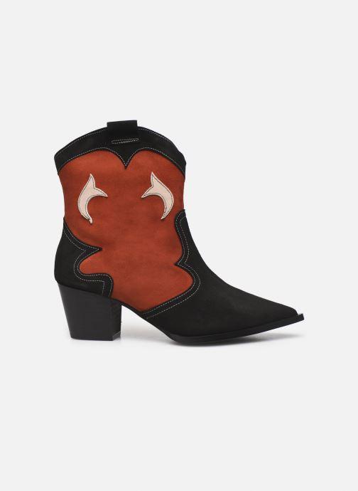 Bottines et boots Made by SARENZA Sartorial Folk Boots #1 Rouge vue détail/paire