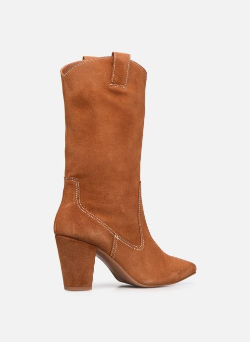 Stiefel Made by SARENZA Sartorial Folk Boots #3 braun ansicht von vorne