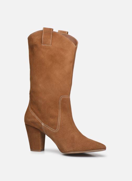 Stiefel Made by SARENZA Sartorial Folk Boots #3 braun ansicht von rechts