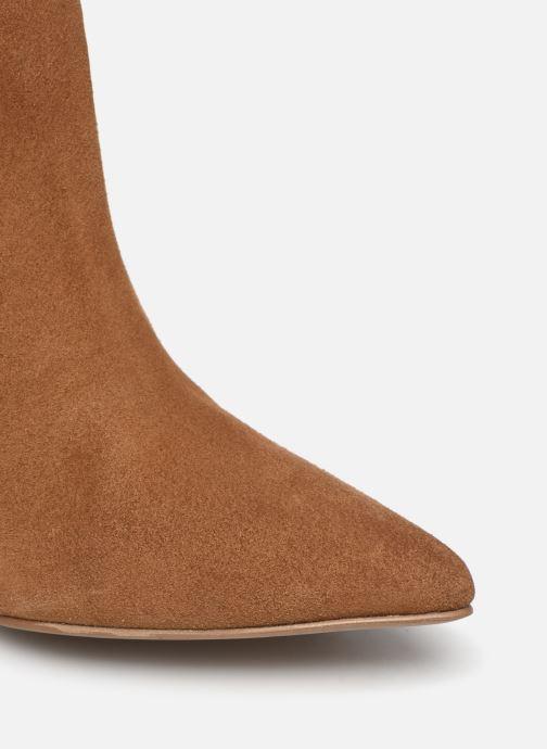 Stiefel Made by SARENZA Sartorial Folk Boots #3 braun ansicht von links