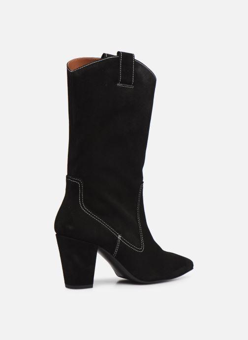 Stiefel Made by SARENZA Sartorial Folk Boots #3 schwarz ansicht von vorne