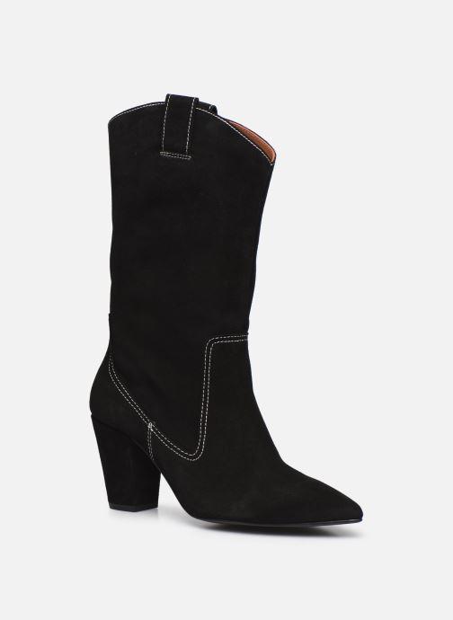 Stiefel Made by SARENZA Sartorial Folk Boots #3 schwarz ansicht von rechts