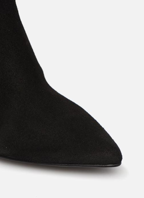 Stiefel Made by SARENZA Sartorial Folk Boots #3 schwarz ansicht von links