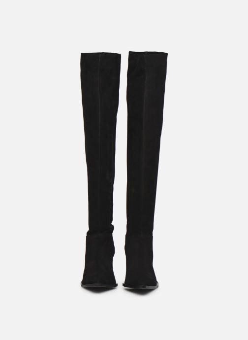 Stiefel Made by SARENZA Sartorial Folk Bottes #1 schwarz schuhe getragen