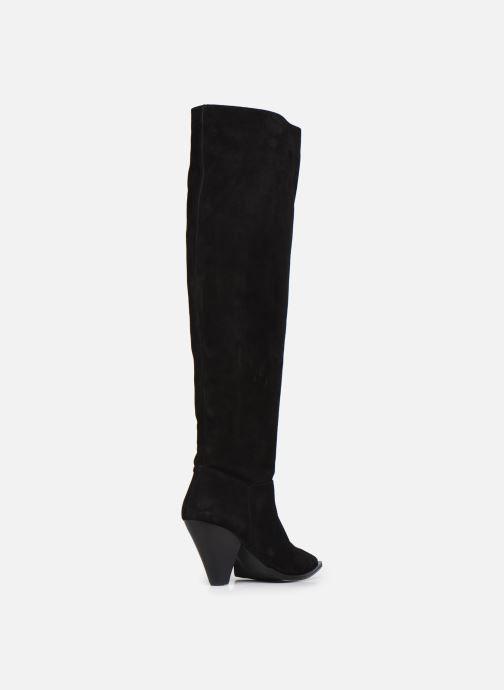 Stiefel Made by SARENZA Sartorial Folk Bottes #1 schwarz ansicht von vorne
