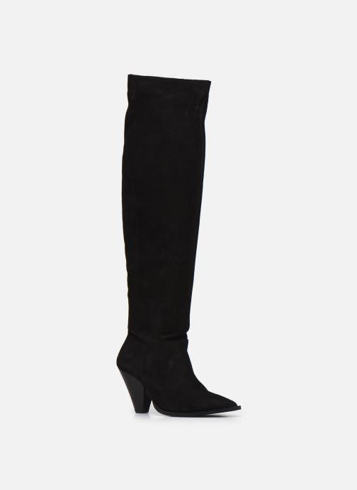 Stiefel Made by SARENZA Sartorial Folk Bottes #1 schwarz ansicht von rechts