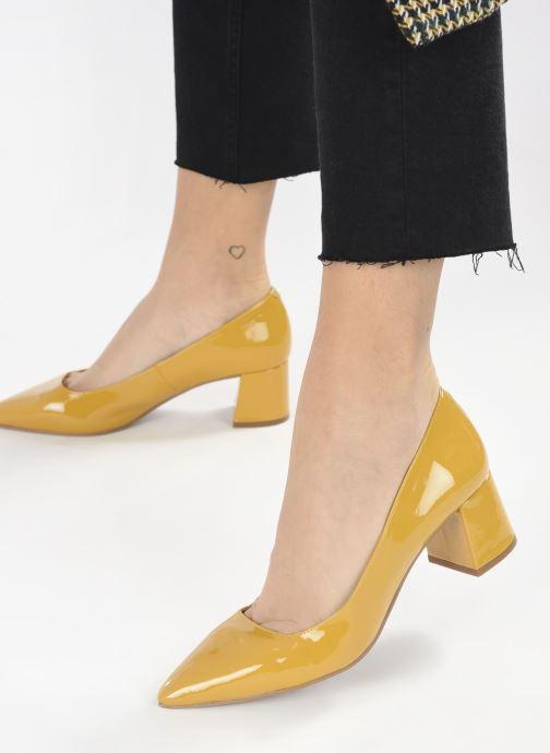 Zapatos de tacón Made by SARENZA Sartorial Folk Escarpins #2 Amarillo vista de abajo