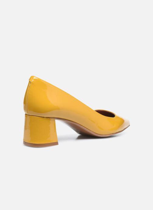 Zapatos de tacón Made by SARENZA Sartorial Folk Escarpins #2 Amarillo vista de frente