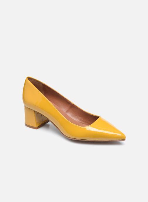 Zapatos de tacón Made by SARENZA Sartorial Folk Escarpins #2 Amarillo vista lateral derecha