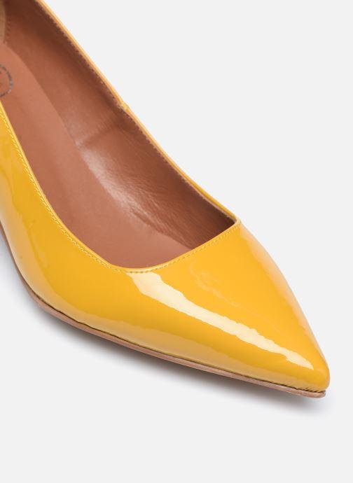 Zapatos de tacón Made by SARENZA Sartorial Folk Escarpins #2 Amarillo vista lateral izquierda