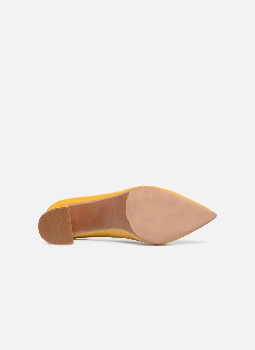 Zapatos de tacón Made by SARENZA Sartorial Folk Escarpins #2 Amarillo vista de arriba