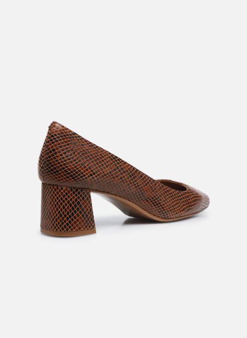 Zapatos de tacón Made by SARENZA Sartorial Folk Escarpins #2 Marrón vista de frente