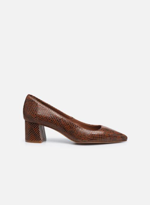 Zapatos de tacón Made by SARENZA Sartorial Folk Escarpins #2 Marrón vista de detalle / par