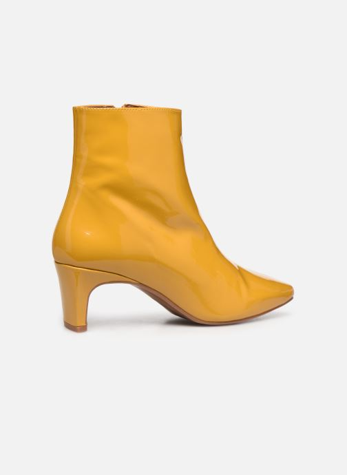 Bottines et boots Made by SARENZA Classic Mix Boots #2 Jaune vue face