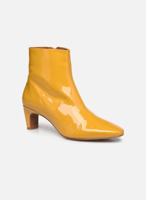 Stiefeletten & Boots Made by SARENZA Classic Mix Boots #2 gelb ansicht von rechts